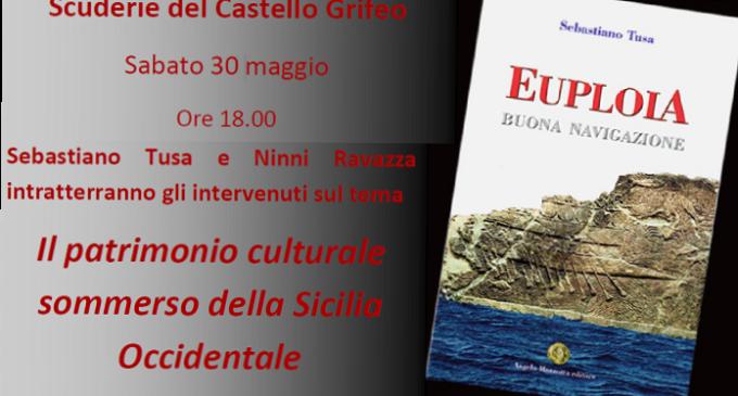 """Partanna: sabato 30 maggio al Castello Grifeo presentazione di """"Euploia"""""""