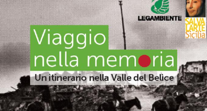 Viaggio nella Memoria: un itinerario per la Valle del Belìce 2015