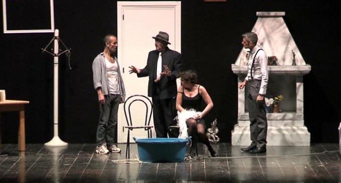 """BaluArte: in scena la compagnia Teatron con """"Atto Unico"""" di Claudio Forti"""