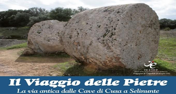"""""""Viaggio delle pietre"""", giornata di Trekking dalle cave di Cusa a Selinunte"""