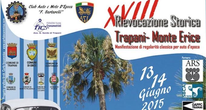 Presentata la XIII Rievocazione storica Trapani-Monte Erice (13-14 giugno)