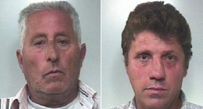Castelvetrano: carabinieri arrestano due persone responsabili di furto in concorso