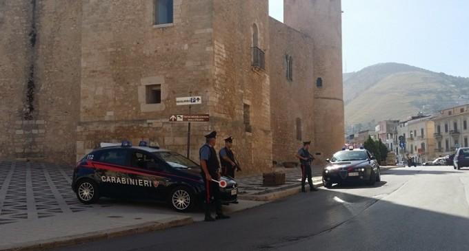 Alcamo e Castellammare del Golfo: denunciate sette persone dai Carabinieri