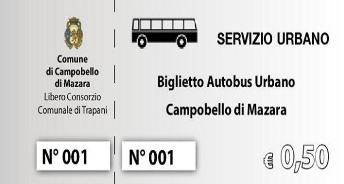 Al via il servizio di trasporto urbano Campobello-Erbe Bianche-Tre Fontane-Torretta
