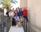 Castelvetrano: i Lions consegnano una rampa per l'accesso dei disabili al Teatro Selinus