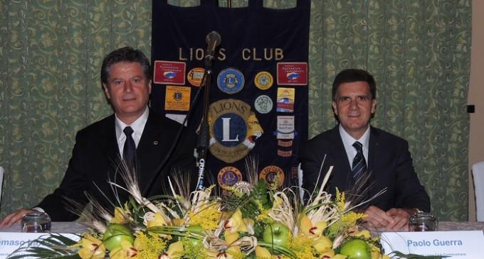 Lions Club Castelvetrano: il dott. Paolo Guerra assume la presidenza del club