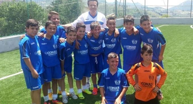 I Pulcini ASD Nuova Partanna Calcio vincono il campionato Interprovinciale ASI