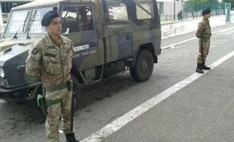 """Esercito, """"Strade Sicure"""": i Bersaglieri di Trapani contribuiscono alla sicurezza della Capitale"""