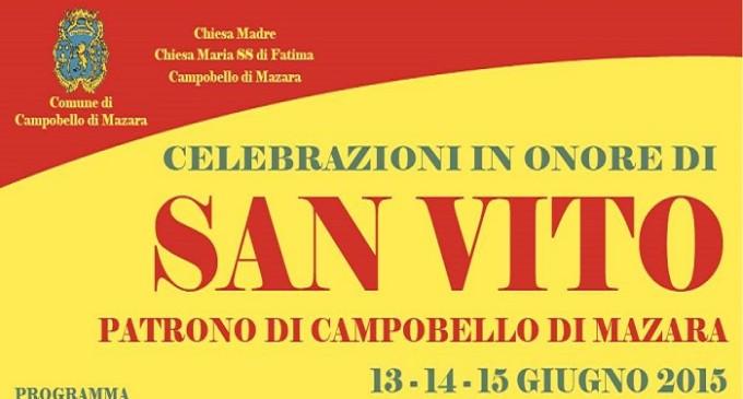 Festività di San Vito a Campobello di Mazara