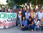 Cara Salinagrande: sit-in e incontro prefetto-sindacati per scongiurare 40 licenziamenti