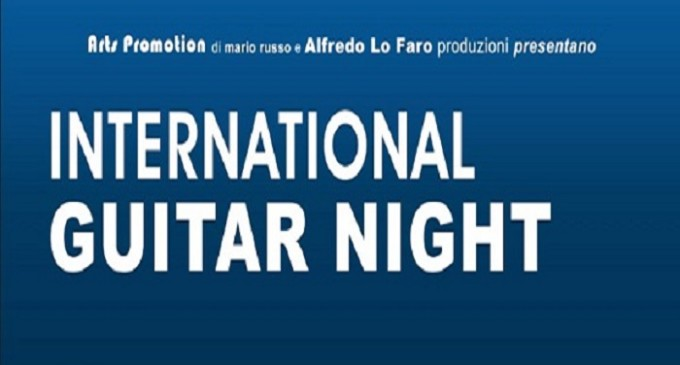 International Guitar Night il 4 agosto a Zafferana Etnea
