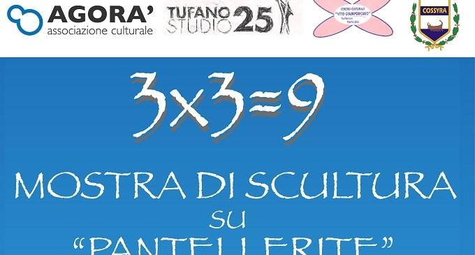 """""""Pantellerite"""": una mostra di scultura a Pantelleria"""