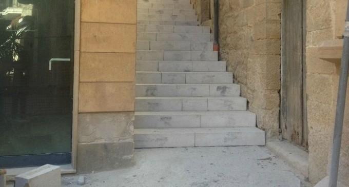 Salemi: al via i lavori di riqualificazione nel centro storico