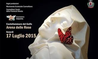 """""""Un castello nel cuore. Teresa d'Avila"""": Pamela Villoresi all'arena delle rose"""