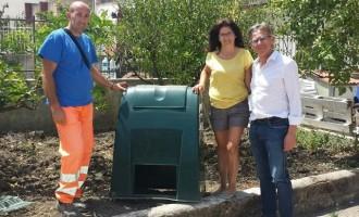 Gibellina punta sul compostaggio domestico