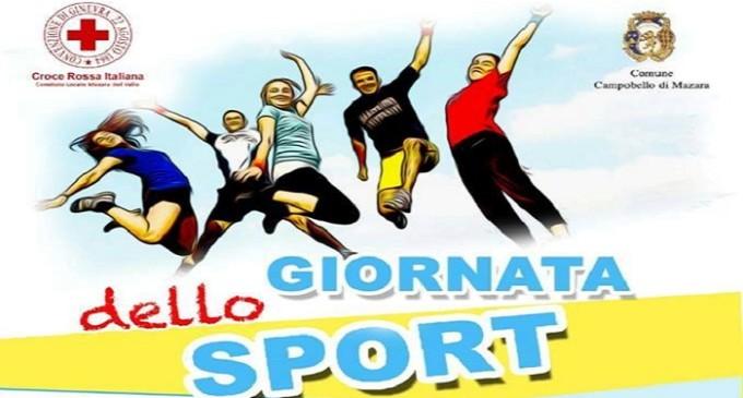 """Domenica """"Giornata dello sport""""con la Croce Rossa Italiana a  Tre Fontane"""