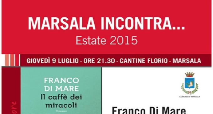 """""""Marsala Incontra"""": domani presentazione del romanzo """"Il caffè dei miracoli"""""""