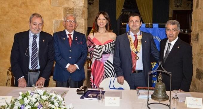 L'Avv. Erina Vivona è il nuovo presidente del Rotary Club Castelvetrano