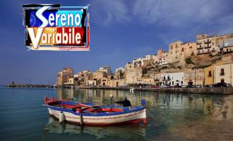 """""""Sereno Variabile estate"""": domenica 19 Luglio la puntata su Castellammare del Golfo"""