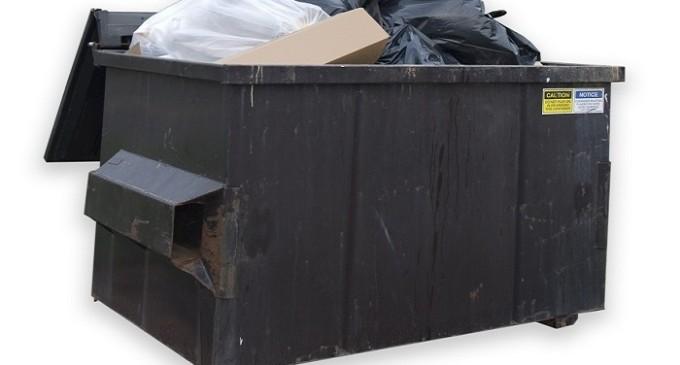 Menfi: inflitte 3 multe per aver gettato rifiuti fuori orario
