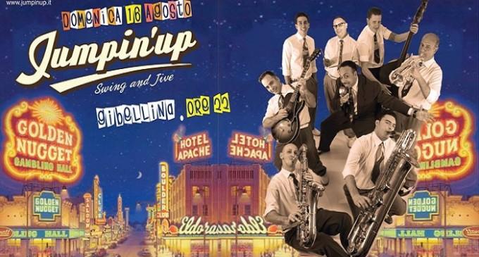 """Domenica 16 agosto concerto dei """"Jumpin'up"""" a Gibellina"""