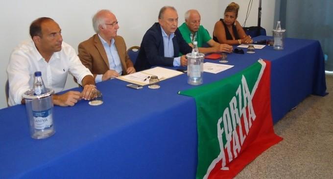 Forza Italia: ufficializzati gli incarichi provinciali del coordinamento
