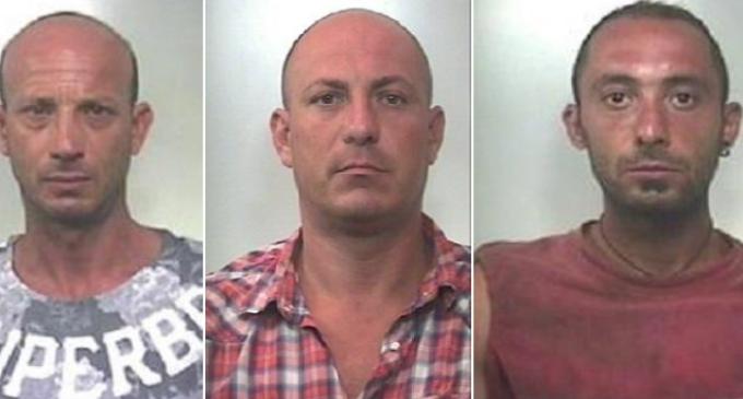 Marsala: giro di vite nel contrasto agli stupefacenti, 3 persone arrestate