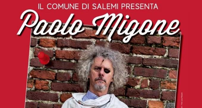 """Salemi: annullato lo spettacolo """"Cacioppo and Friends"""", sabato c'è Paolo Migone"""