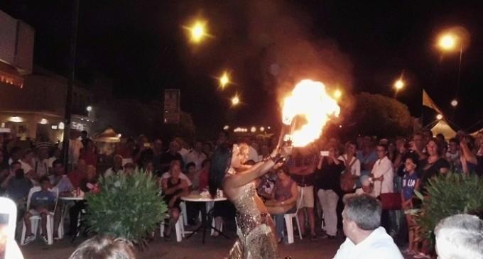 Santa Ninfa: numeri da record per la ventesima sagra della salsiccia