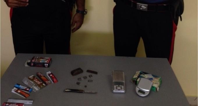 Marausa: Carabinieri arrestano due trapanesi per droga