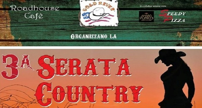 Partanna: il 6 AGOSTO Country Night all'ex Monastero delle Benedettine