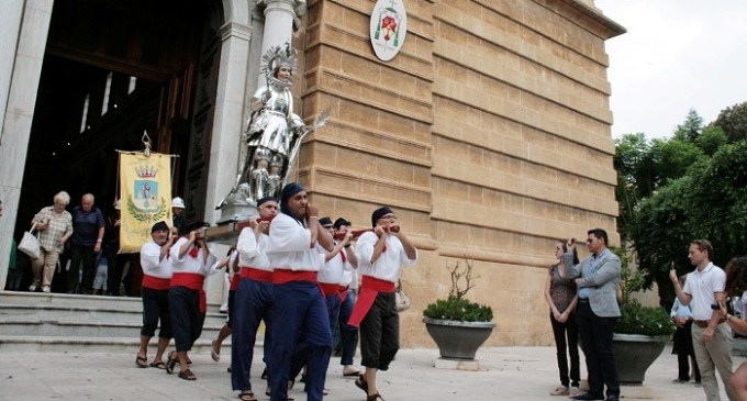 Mazara del Vallo rende omaggio al Santo patrono