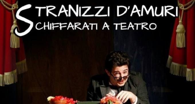 """Santa Ninfa: in scena la commedia """"Stranizzi d'amuri"""""""