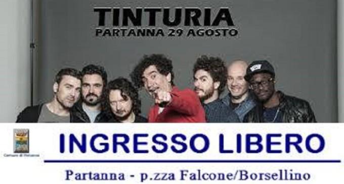 Grande evento stasera a Partanna: Notte Bianca e concerto di Lello Analfino & Tinturia alle ore 24