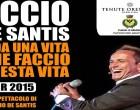 Gibellina: domenica 30 Agosto alle Cantine Orestiadi Uccio De Santis