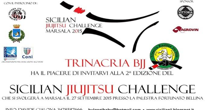 """Prende il via a Marsala la seconda edizione del """"Sicilian Jiu Jitsu Challenge 2015"""""""