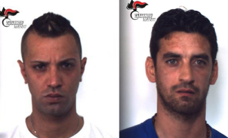 Fulgatore: furti in abitazione, due arresti dei Carabinieri