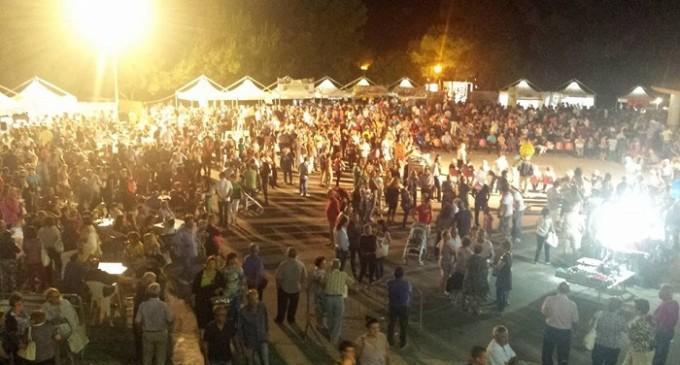 Santa Ninfa: migliaia di persone per il «Chilometro zero tour»