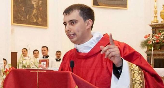 Salemi, Don Palermo diventa presbitero: sabato celebrazione in Cattedrale