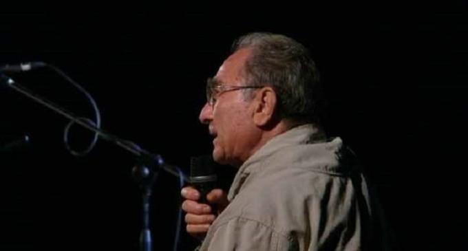 Partanna: sabato 5 settembre conferimento targa onoraria a Lorenzo Barbera