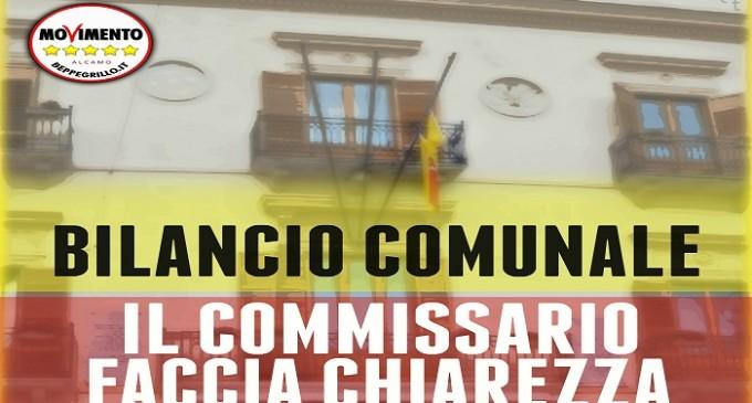 M5S Alcamo: bilancio comunale, il Commissario faccia chiarezza