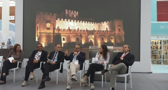 """Gli olii di Partanna all'EXPO: il Sindaco Nicolò Catania presente alla """"Settimana della Dieta Mediterranea"""""""