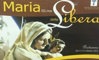 """Partanna: da oggi a domenica la celebrazione di """"Maria SS.ma della Libera"""""""
