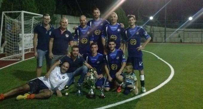Alcamo: Europol vince il torneo di calcio a 5 interforze