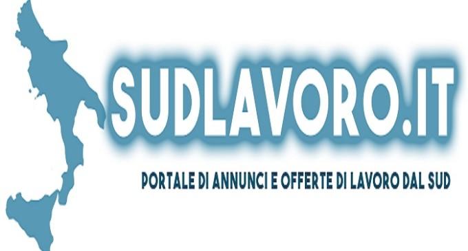 Opportunità dal Meridione: nasce SudLavoro.it