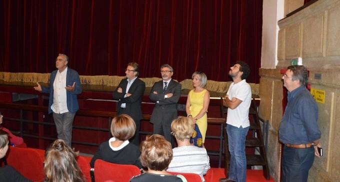 Castelvetrano: inaugurato il Teatro Selinus restaurato con fondi privati