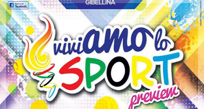 "A Gibellina sabato e domenica ""Viviamo lo Sport 2015"""