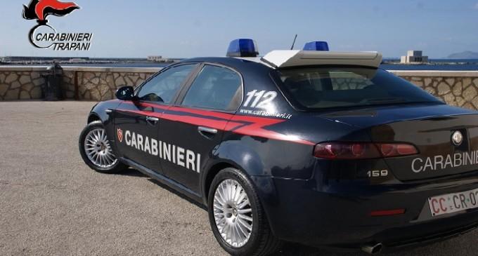 Incessanti controlli del territorio dei Carabinieri di Trapani