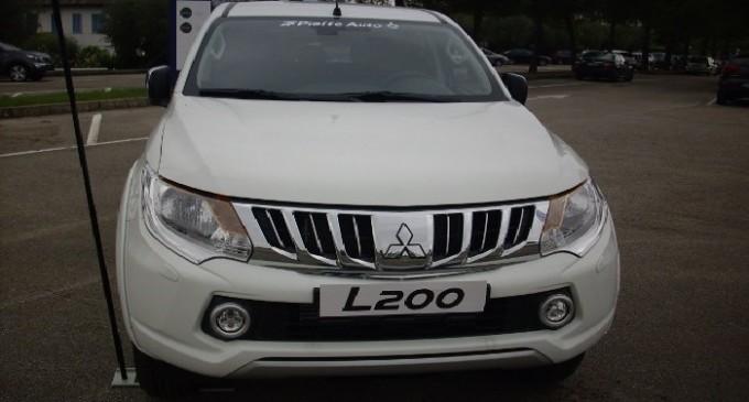 Nuovo Mitsubishi L200, ecco la quinta generazione
