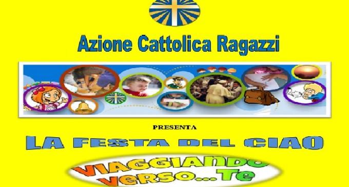 """""""Azione Cattolica Ragazzi – Festa del Ciao 2015 """""""